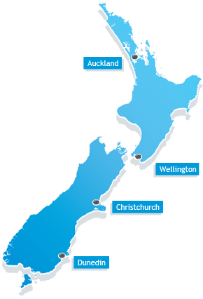 New Zealand Destinations Nzonline