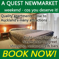 Quest Newmarket - Auckland holiday apartments